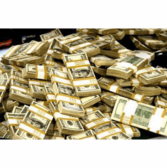 The Million Dollar Poster Money, Cash 24in x36 in