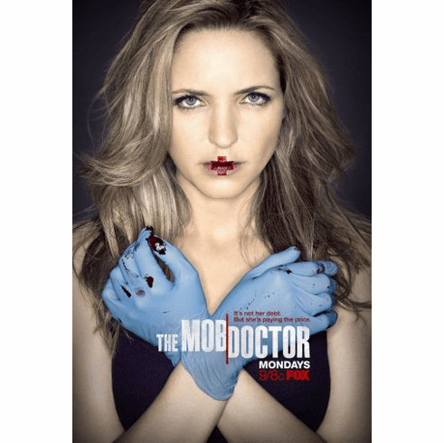 The Mob Doctor Poster 24inx36in Poster