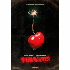 The Runaways Movie Poster 11x17 Mini Poster