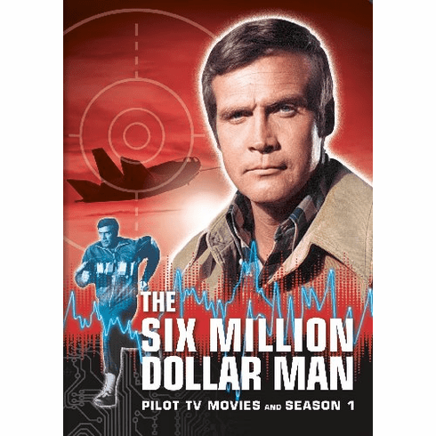 The Six Million Dollar Man 11inx17in Mini Poster