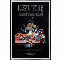 The Song Remains The Same Poster 24inx36inled zeppelin