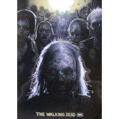 THE WALKING DEAD Zombies 2'x3' POSTER 24inx36in