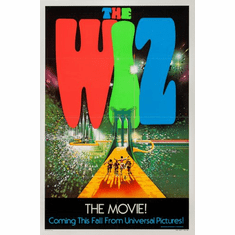 The Wiz Movie Poster 24inx36in Poster