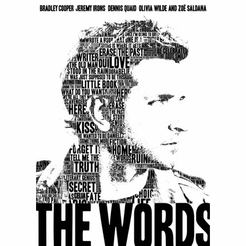 The Words Movie Poster 24x36
