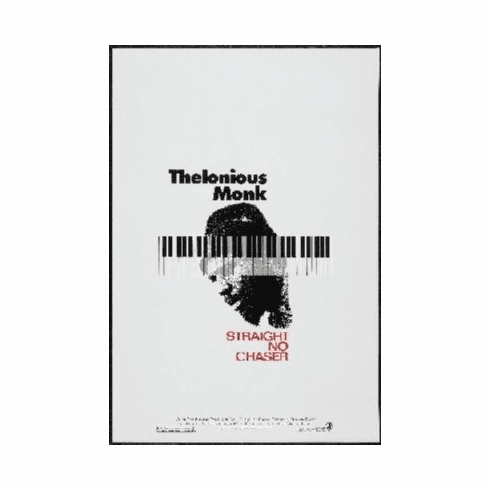 Thelonious Monk Poster 24inx36in