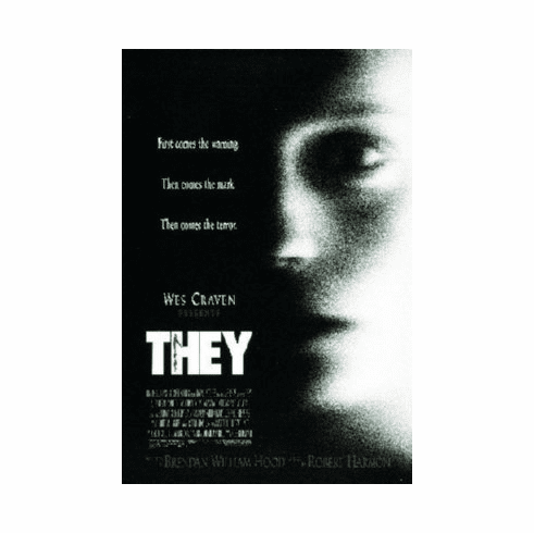 They Mini Movie Poster 11x17