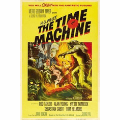Time Machine The Movie Poster 24in x36 in