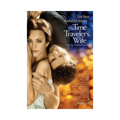 Time Travelers Wife The Movie Poster 24in x36 in