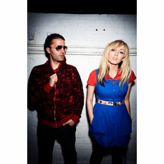 Ting Tings Poster 24inx36in