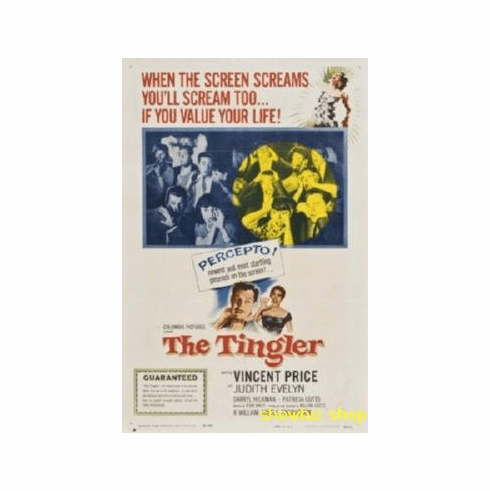 Tingler The Movie 8x10 photo Master Print