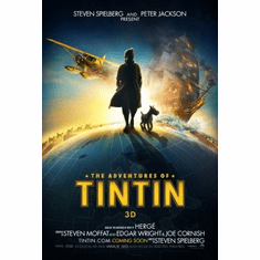 Tintin Movie Poster 24x36 #01