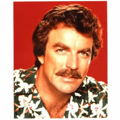 Tom Selleck Poster 24inx36in