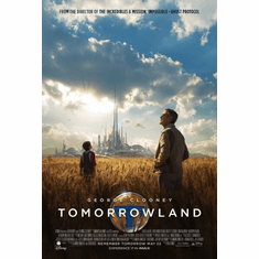Tomorrowland Movie Poster 24in x36in