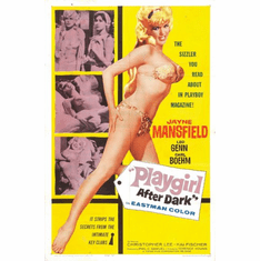Too Hot To Handle Movie Poster 24inx36in Poster