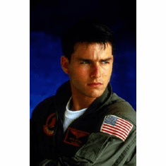Top Gun Movie Poster #03 Tom Cruise Maverick 24inx36in