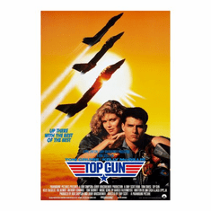 Top Gun Movie Poster 24inx36in
