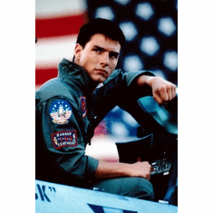 Top Gun Movie Poster 24x36 #01
