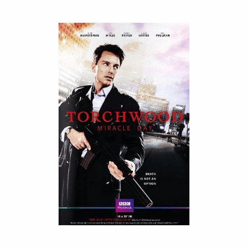 Torchwood Miracle Day 11x17 Mini Poster