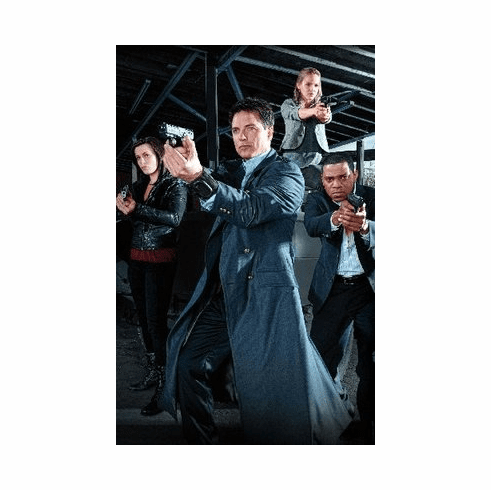 Torchwood Miracle Day 11x17 Mini Poster Cast Photo