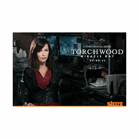 Torchwood Miracle Day 11x17 Mini Poster Eve Myles