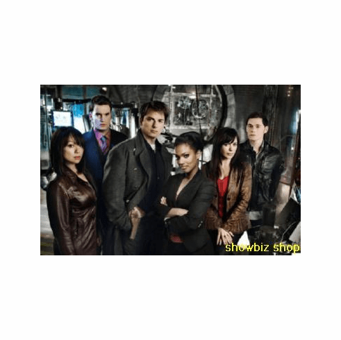 Torchwood Poster Cast 24inx36in