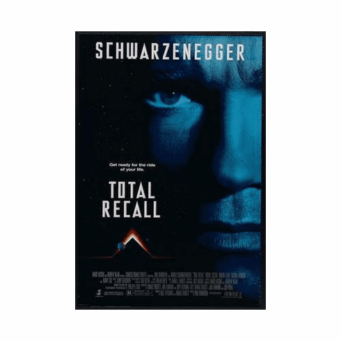 Total Recall Movie Poster 24in x36 in