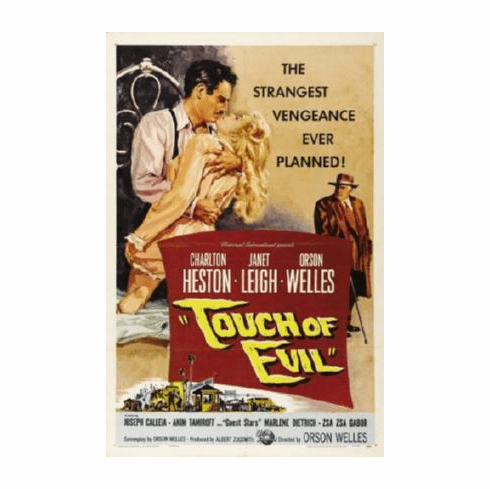 Touch Of Evil Movie Poster 24inx36in