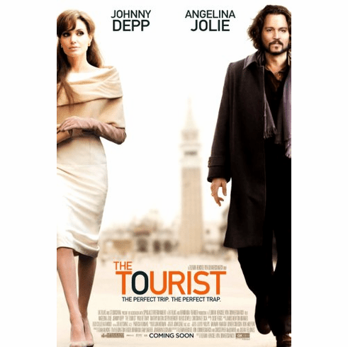 Tourist The Movie Poster 24inx36in