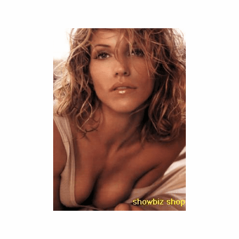 Tricia Helfer Poster Close Up 24inx36in