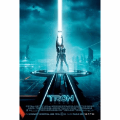 Tron Legacy Movie Poster #A01 24inx36in