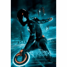 Tron Legacy Movie Poster #A02 24inx36in