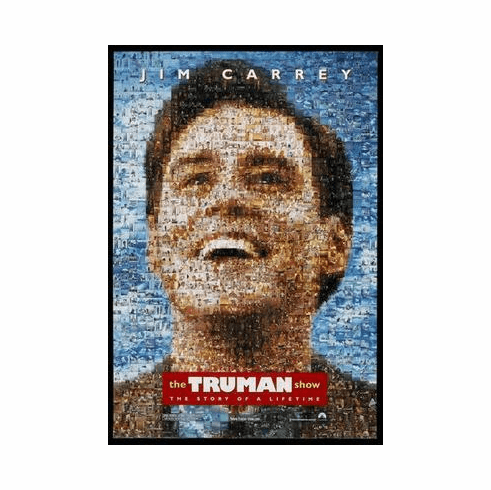 Truman Show The Movie Poster 24in x36 in