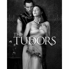 "Tudors The Black and White Poster 24""x36"""