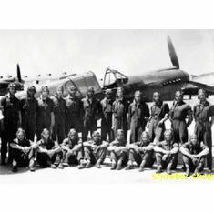 """Tuskegee Airmen Poster 24""""x36 """" large"""