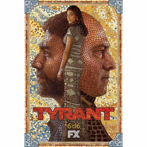 Tyrant Poster 24in x36in