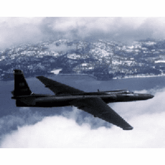 U2 Military Airplane Mini #01 8x10 photo Master Print