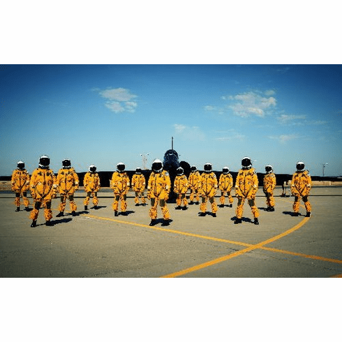U2 Pilots Aviation 8x10 PrintArt  Photo