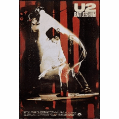 U2 Rattle And Hum Poster 24inx36in