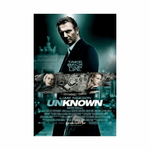 Unknown Poster 24inx36in