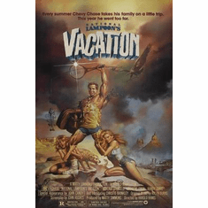 Vacation Movie Poster 24in x36 in