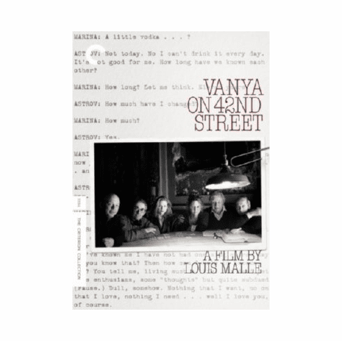 Vanya On 42Nd St 8x10 photo Master Print