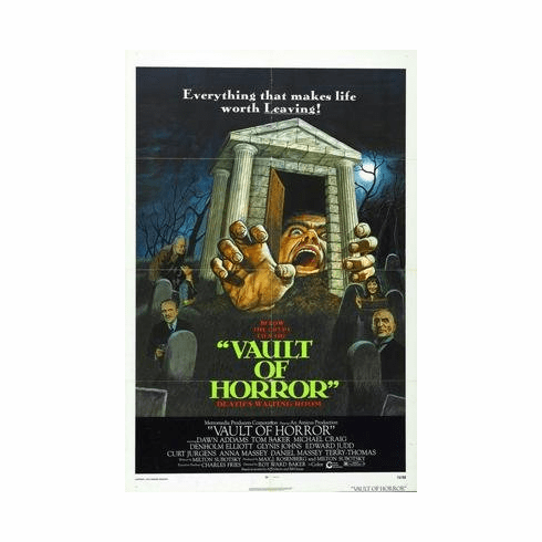 Vault Of Horror Movie Poster 11x17 Mini Poster
