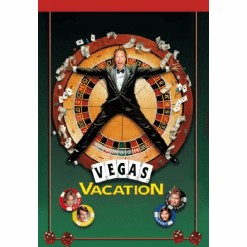 Vegas Vacation Movie Poster 24inx36in