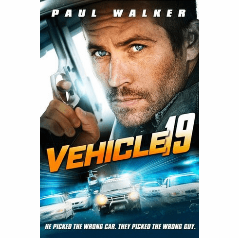 Vehicle 19 Movie Poster 24Inx36In Poster