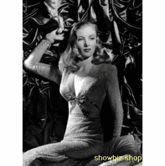 Veronica Lake Poster 24inx36in