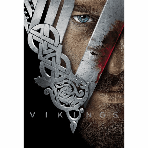 Vikings Movie Poster 24inx36in Poster
