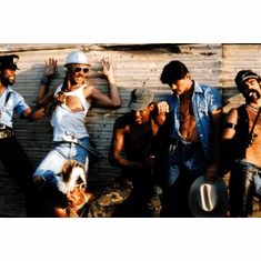 Village People Poster 24inx36in Poster