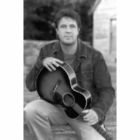 """Vince Gill Black and White Poster 24""""x36"""""""