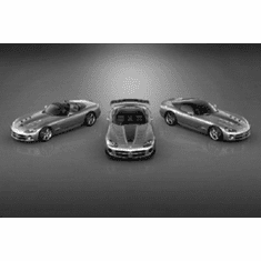 """Viper Final Edition Black and White Poster 24""""x36"""""""