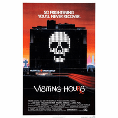 Visiting Hours Movie Poster 24x36